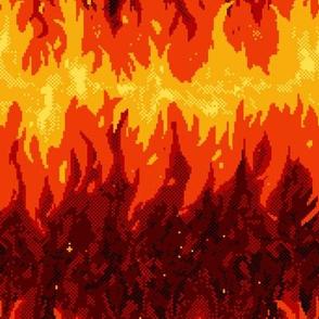 Pixel Fire