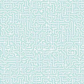 maze in mint