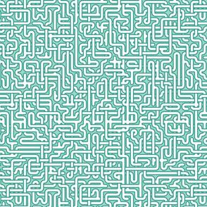 oolong teal maze