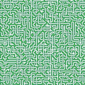 Spearmint maze