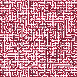 Peppermint maze