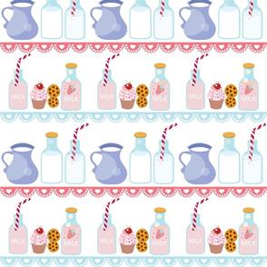 Milk and Cookies 01