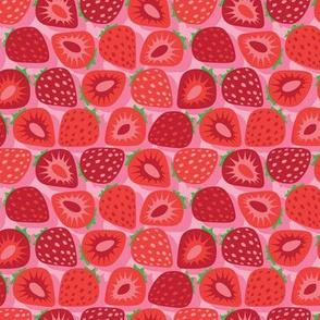 Strawberry field 3
