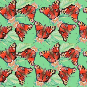 seamless_pattern_of_bright_watercolor_butterfly_and_floral_background