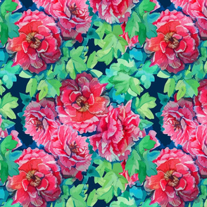 seamless_pattern_of_bright_watercolor_roses_and_leaves