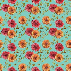 seamless_pattern_of_gerbera_flowers_in_watercolor