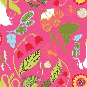 Botanica Pink CW