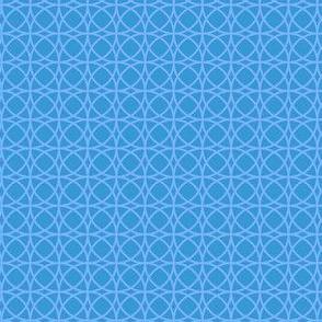 circles blue on blue 2