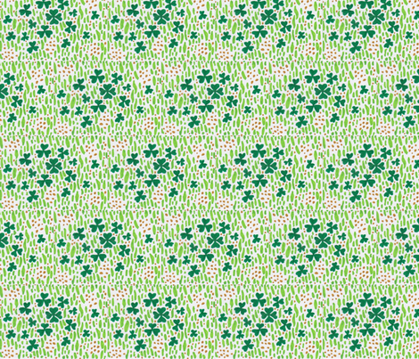 Clover Patch - Janet Talus