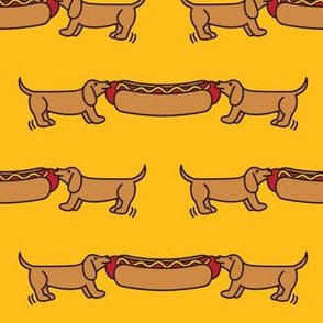 Hot Dog-o-War