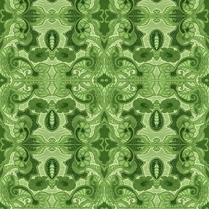 4337673 Retro Fifties Greenery