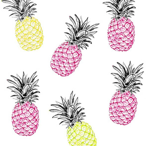 yum pineapples