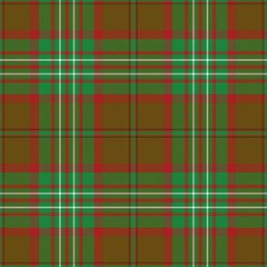 Scott clan hunting tartan