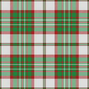 Scott clan dress tartan