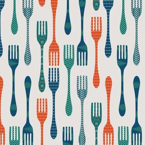 Owl Creek Kitchen Forks