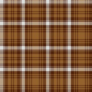 Brown Watch dress tartan