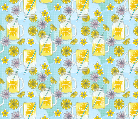 Lemonade Jars