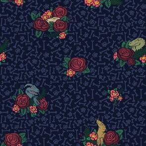 Floral Raptor