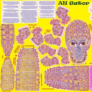 Ali in Pink