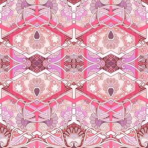 Wallflower Tiles and Vines