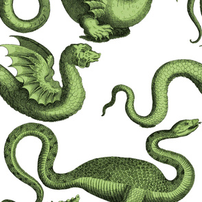 Draco ~ Evil Green
