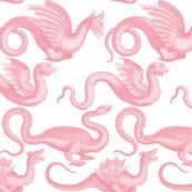 Draco ~ Pernicious Pink