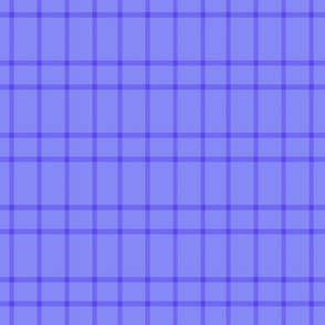 periwinkle plaid dark