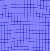 wonky periwinkle plaid dark