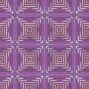 Bargello purple