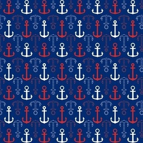 Reverse Red Anchors