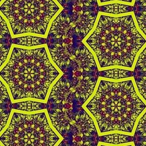 Kaleidoscope  -  emerald