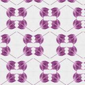 leaf x4  - purple -  oil