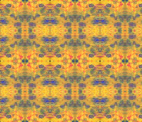tissue  dye - yellow