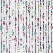 tribal arrows pattern