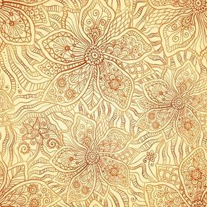 Henna lace