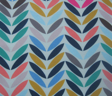 leaf arrow chevron