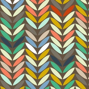 leaf arrow chevron Savannah