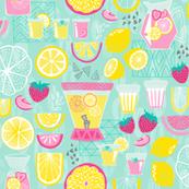 Lemon Berry Lush