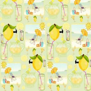A Lemonade Stand