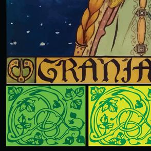 Celtic Fairy tale Tapestry Quilt Blocks