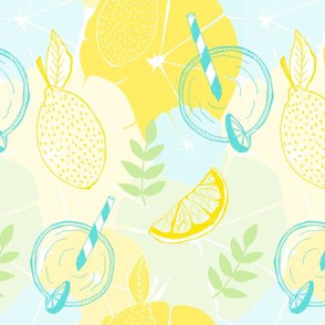 Fun & fresh lemonade