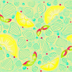 Mint_Lemonade_on_the_rocks_