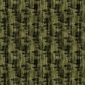 Forest Mist Nano - green