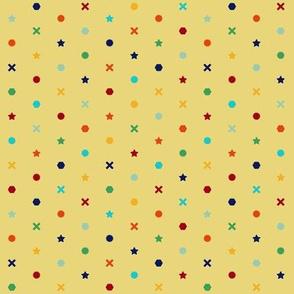 Glyph polka dots