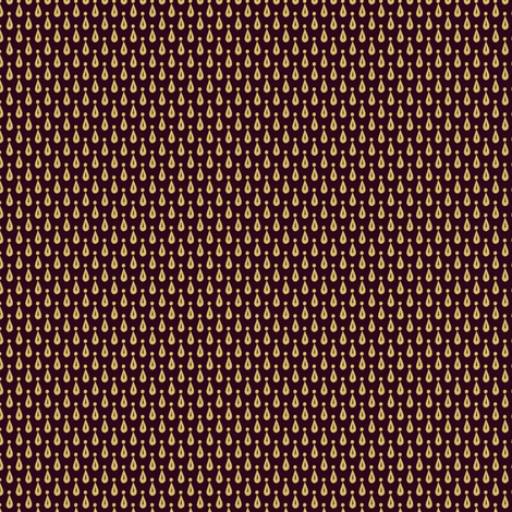 Peoria Re - Pendante (Midnight Gold)