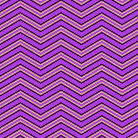 Peoria Re - Chevron (Violet)