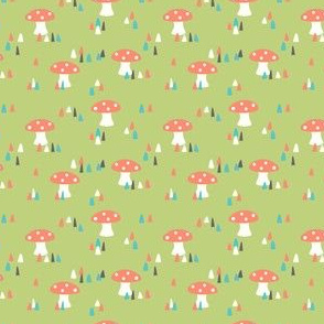 Hedgie's Mushrooms