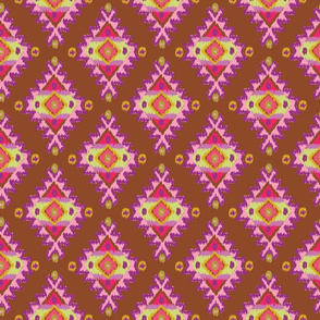 Tribal Ikat Fiesta