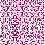 ARABESQUE MAGENTA & PINK