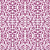 ARABESQUE Magenta & Pink